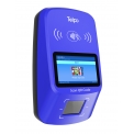 Bus Validator - Telpo Bus Validator can supply NFC readers and mobile phone QR code recognizers for automatic bus fares collection. At the same time, a fare box can also be provided. Telpo bus tickets validator allow customers to get on and off and safely and smoothly, count and report revenue accurately and efficiently and reduce the amount of cash collected by encouraging bus card or QR-code use. Automatic bus validator and fare collection machine from Telpo liberates bus conductors, reducing passenger waiting and bus stay time, which highly save manpower and time costs.