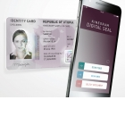 KINEGRAM Digital Seal - Mobile App supporting off-line verification of passports, ID cards and driver's licenses. →Enhanced trust in the ID document even without cellular connectivity or loss of mobile network access  →On-the-spot authentication of the document without prior knowledge of its physical security features  →Confirmation that the chip data matches the physical token and the document holder