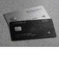 Technology for contactless metal cards - Paragon ID, through its subsidiary Amatech, has launched the world's first metal cards with a dual interface allowing the ability to activate contactless payment on both sides.