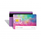 FC Telecom Cards - FutureCard serves mobile and fixed telecom network operators with hundreds of millions SIM/USIM, payphone cards as well as with a variety of scratch recharge vouchers in standard and customized, highly developed formats and technologies.