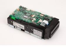 Card Reader(TTM) - TTM Series compact motorized card reader  Compact and reliable card reader of magnetic stripe and smart card