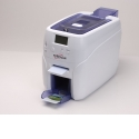 Nuvia Card Printer - -Ideal printer for ID badges, Membership cards and bank cards -Single / Dual Sided printer -Flexible feeding options -Smaller foot print & Light Weight -Secure Mag,stripe encoding , Contact & Contactless smart card encoding, Rewrite function