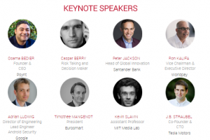 TRUSTECH 2018, The Leading Event  for Digital Trust Technologies