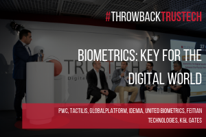 Biometrics Key for the Digital World
