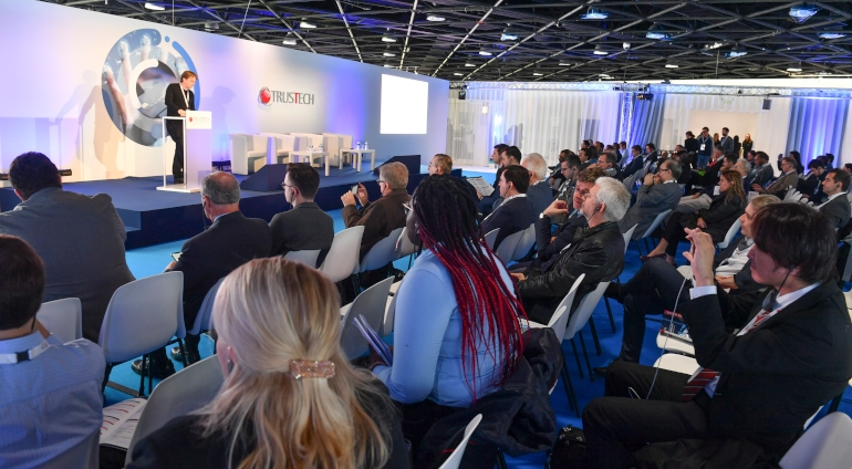 Conferences on TRUSTECH